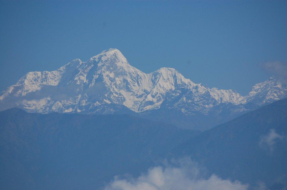 Nagarkot mountain view