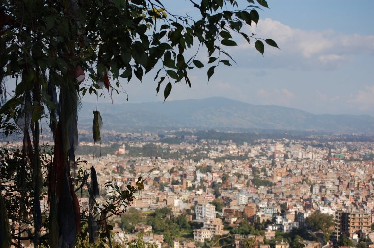 Swayambhunath ('Monkey Temple')