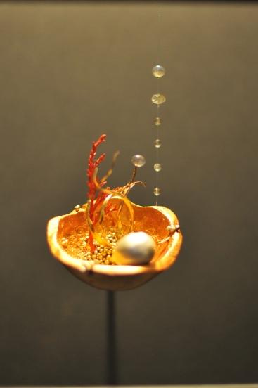 Miniatures - coffee bean theme