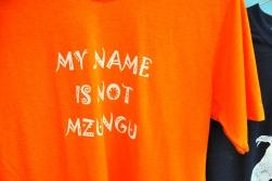 'My Name is not Muzungu'