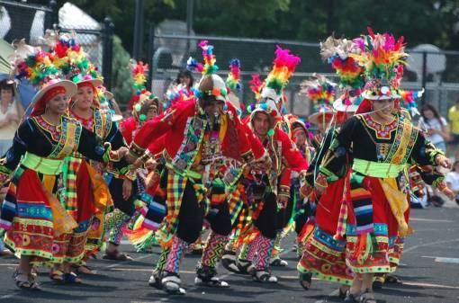 Bolivia Heritage Day 2009-2