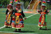 Bolivia Heritage Day 2009