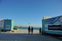 kitesurfings